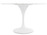 Image du mobilier design Tavolo Tulip Saarinen con 4 sedie