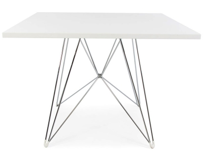 Image du mobilier design Table carrée Eiffel