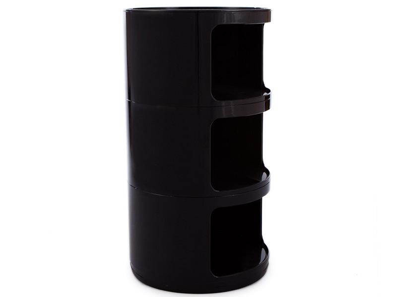 Image de la chaise design Classico Componibili 3 - Negro