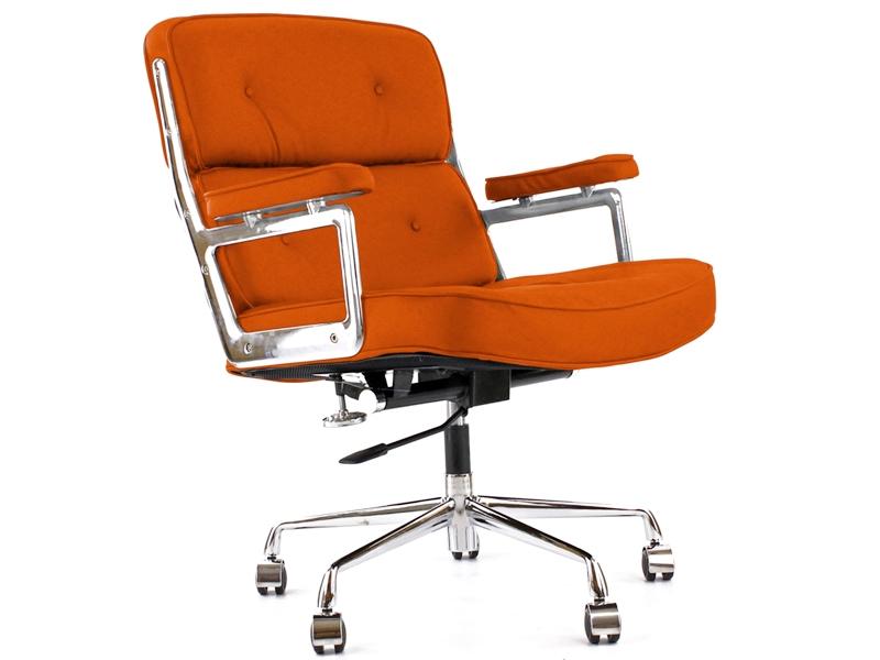 Image de la chaise design Eames Lobby ES104 - Naranja