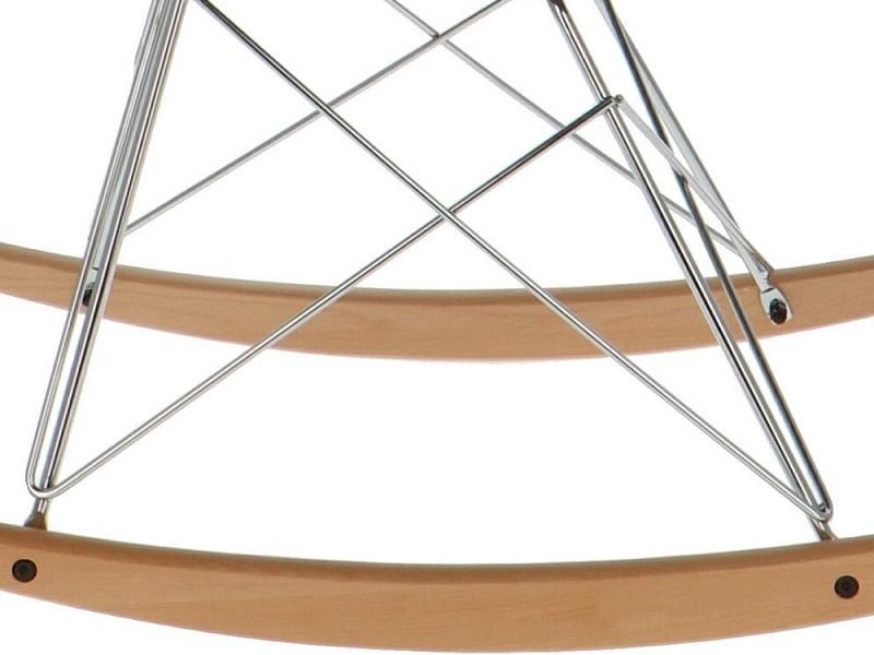 Image de la chaise design Eames Rocking Chair RAR - Antracita