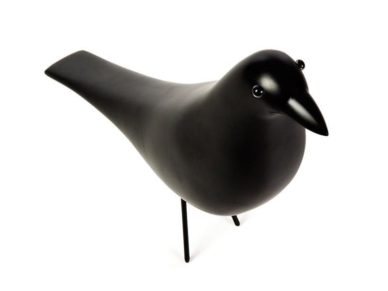 Image de la chaise design House Bird - Negro
