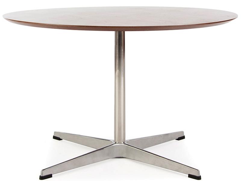 Image de la chaise design Mesa auxiliar Swan Arne Jacobsen