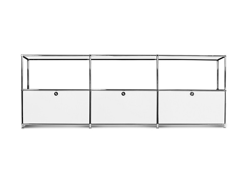 Image de la chaise design Mobiliario de oficina - Amc23-04 Blanco