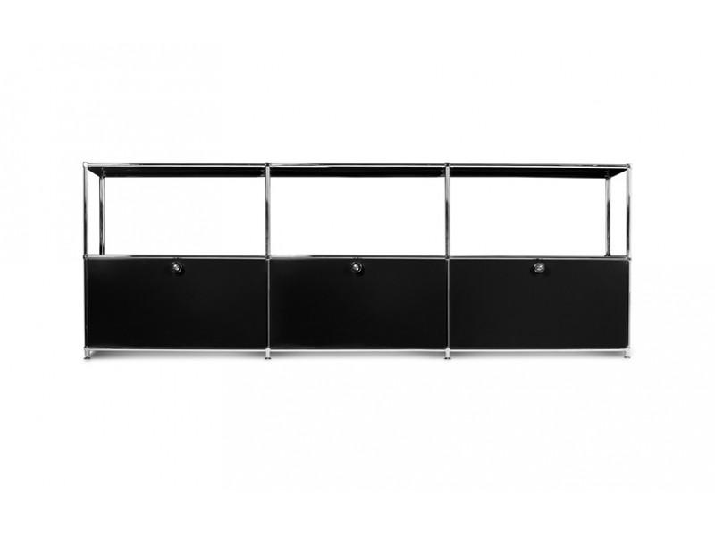 Image de la chaise design Mobiliario de oficina - Amc23-04 Negro