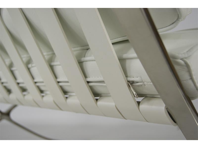 Image de la chaise design Sillá Barcelona - Blanca