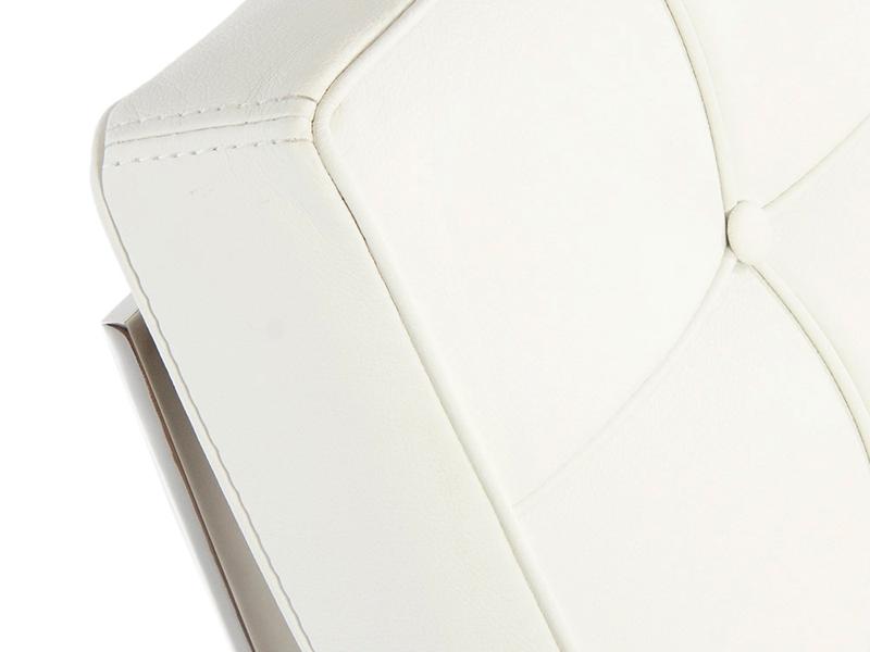 Image de la chaise design Silla Barcelona - Blanco