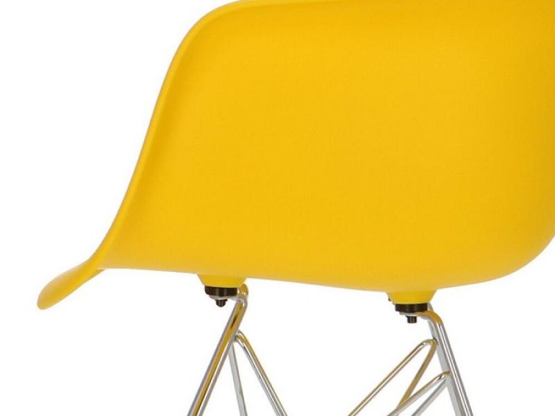 Image de la chaise design Silla DAR - Amarillo