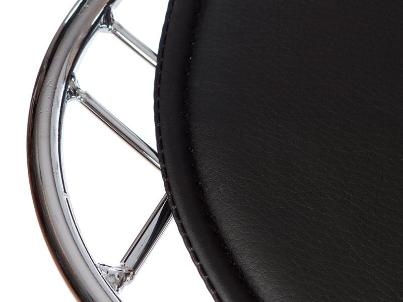 Image de la chaise design Silla de Bar Bertoia Wire