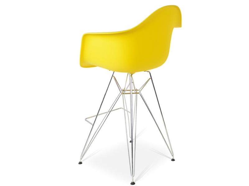 Image de la chaise design Silla de barra DAR - Amarillo