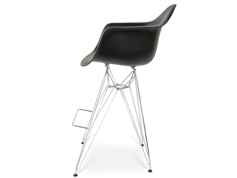 Image de la chaise design Silla de barra DAR - Negro