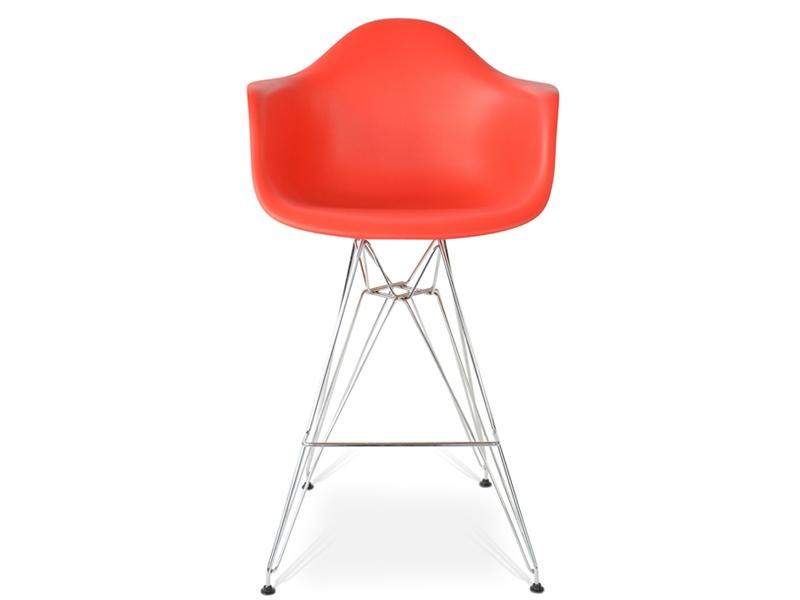 Image de la chaise design Silla de barra DAR - Rojo