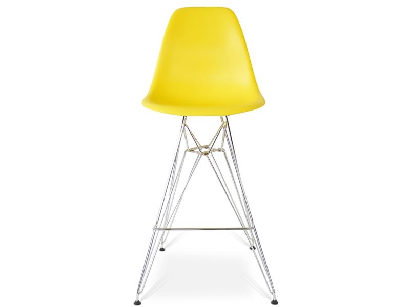 Image de la chaise design Silla de barra DSR - Amarillo