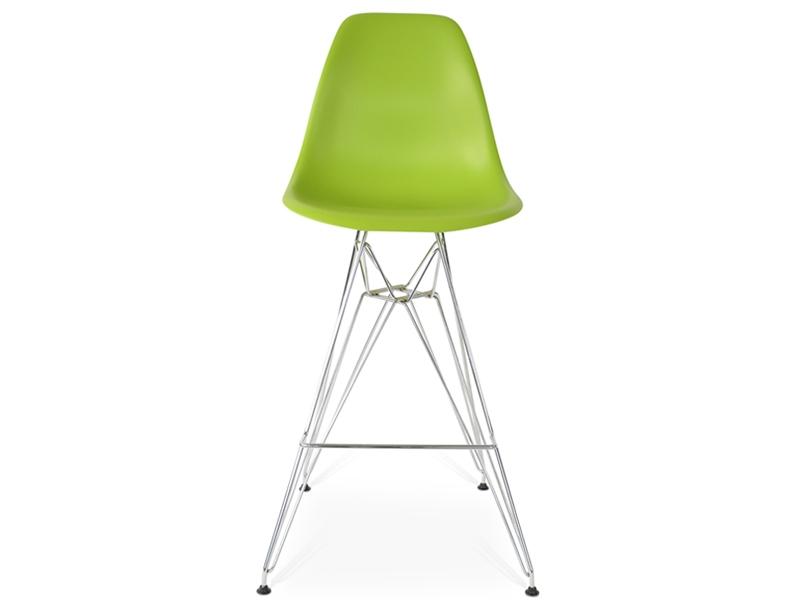 Image de la chaise design Silla de barra DSR - Manzana verde