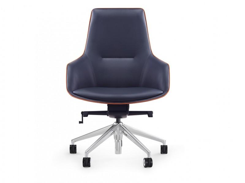 Image de la chaise design Silla de oficina Ergonómico 1903M - Azul marino