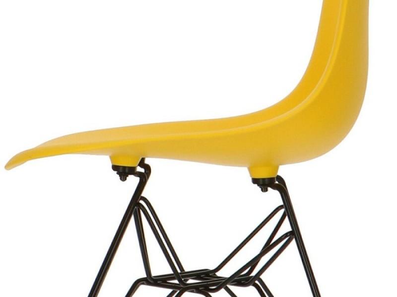 Image de la chaise design Silla DSR - Amarillo