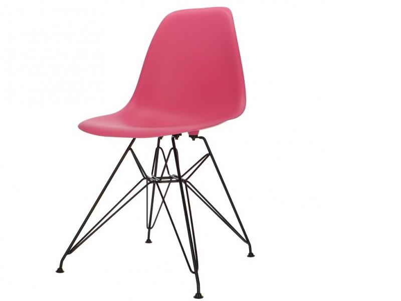 Image de la chaise design Silla DSR - Rosa