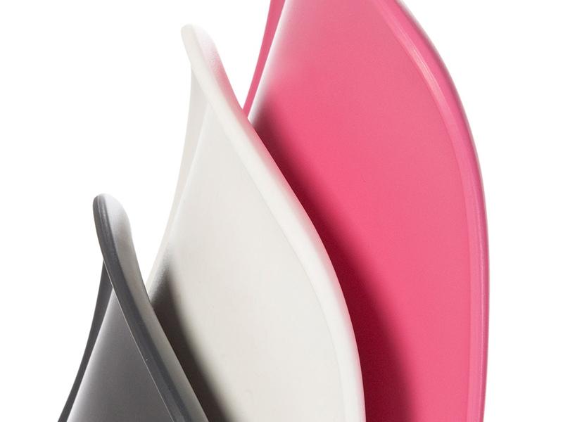 Image de la chaise design Silla DSS apilable - Gris ratón