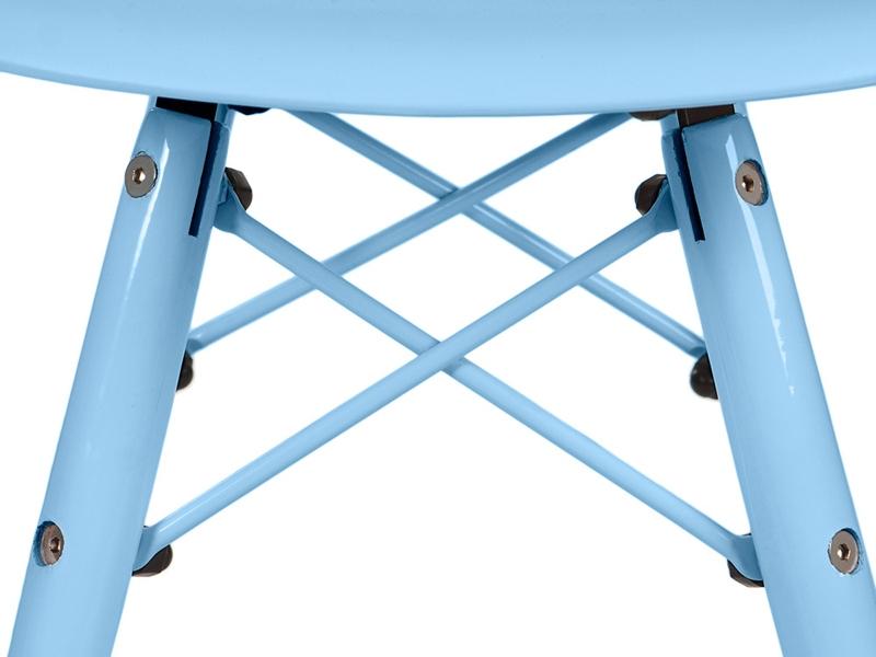 Image de la chaise design Silla DSW Niños Color - Azul
