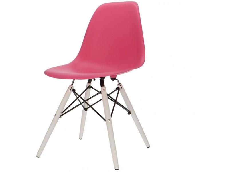 Image de la chaise design Silla DSW - Rosado