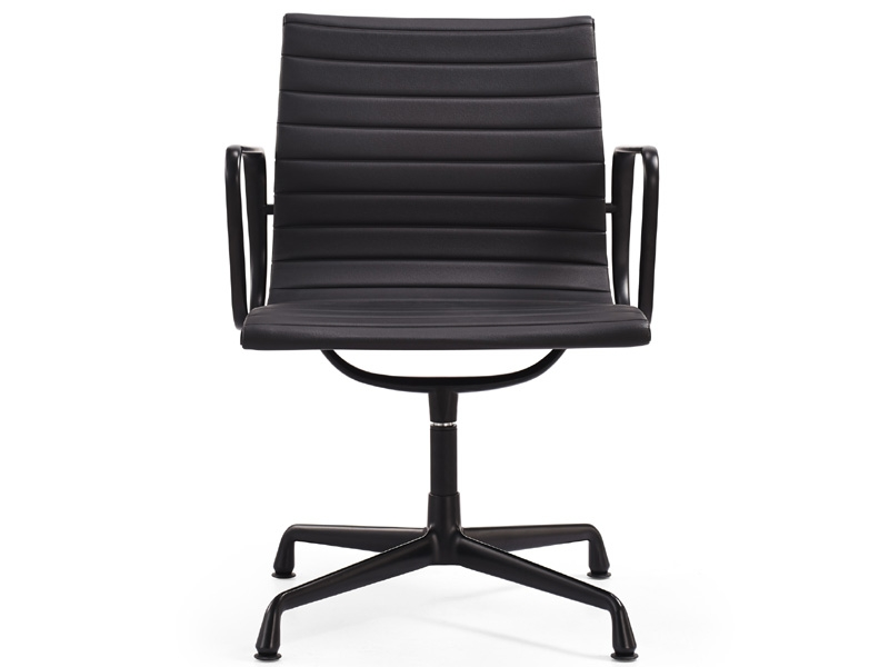 Image de la chaise design Silla EA108 Edición Especial - Negro
