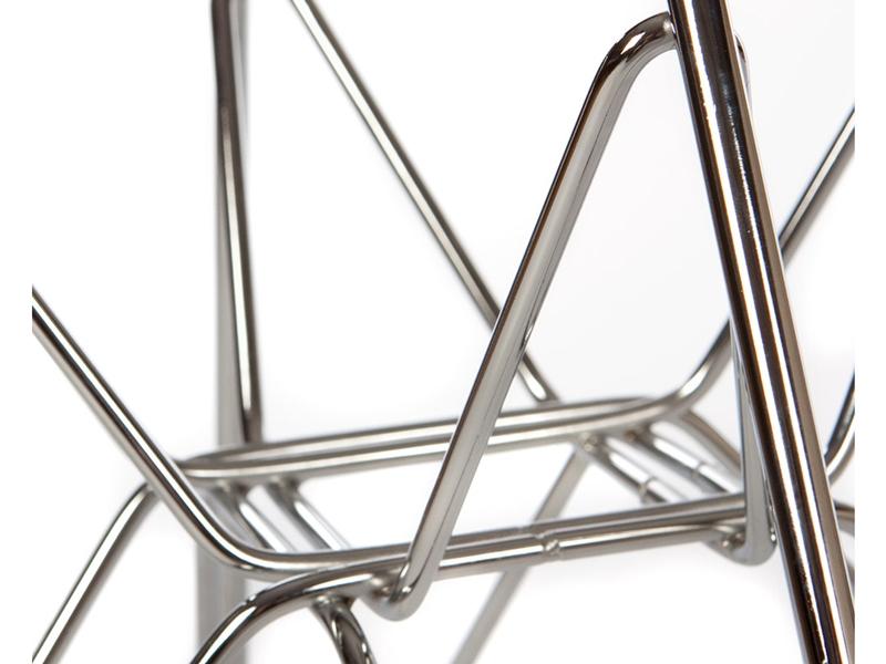 Image de la chaise design Silla Eames DAR - Taupe