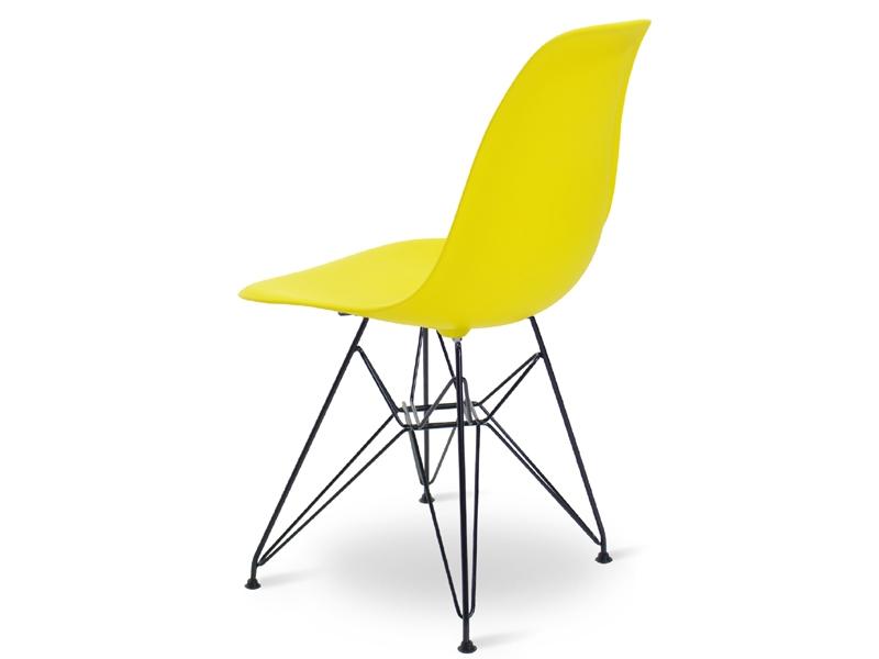 Image de la chaise design Silla Eames DSR - Amarillo limón