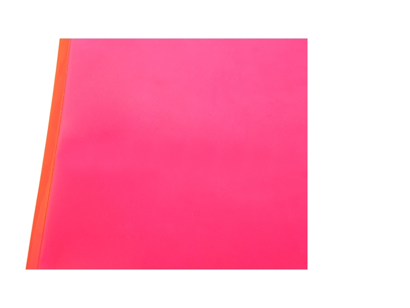Image de la chaise design Silla Eames DSW - Rosa transparente