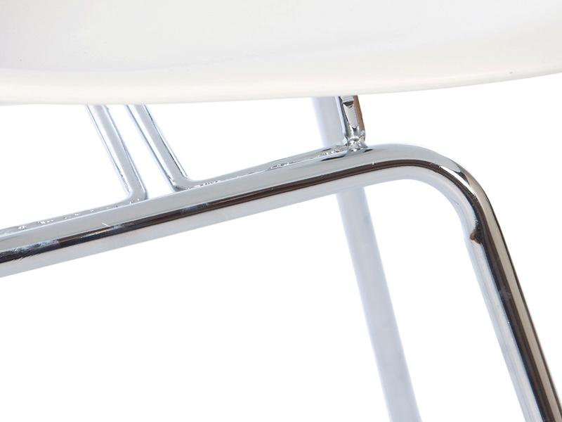Image de la chaise design Silla Eames DSX - Blanca