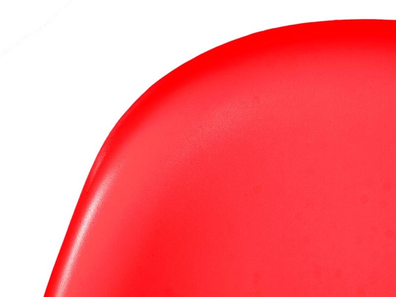 Image de la chaise design Silla Nino Panton - Rojo