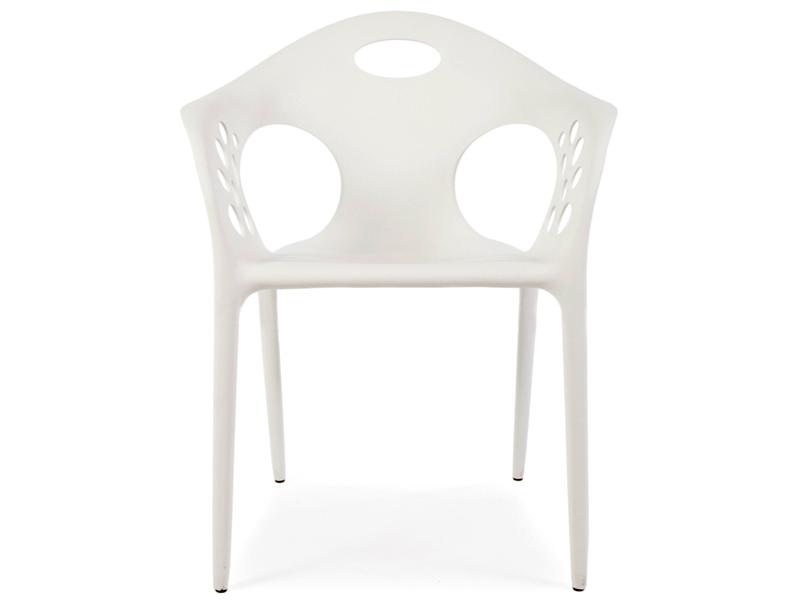Image de la chaise design Silla Spirit - Blanco