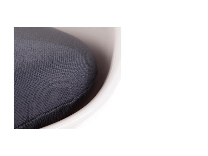 Image de la chaise design Silla Tulip Saarinen