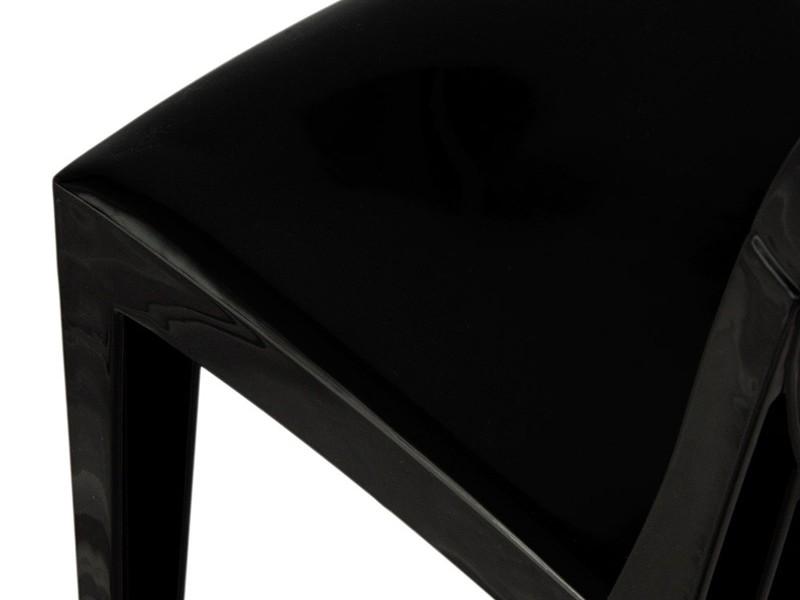 Image de la chaise design Silla Victoria Ghost- Negro