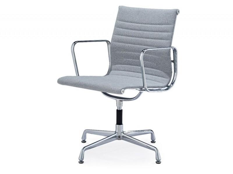 Image de la chaise design Silla visitante EA108 - Gris claro