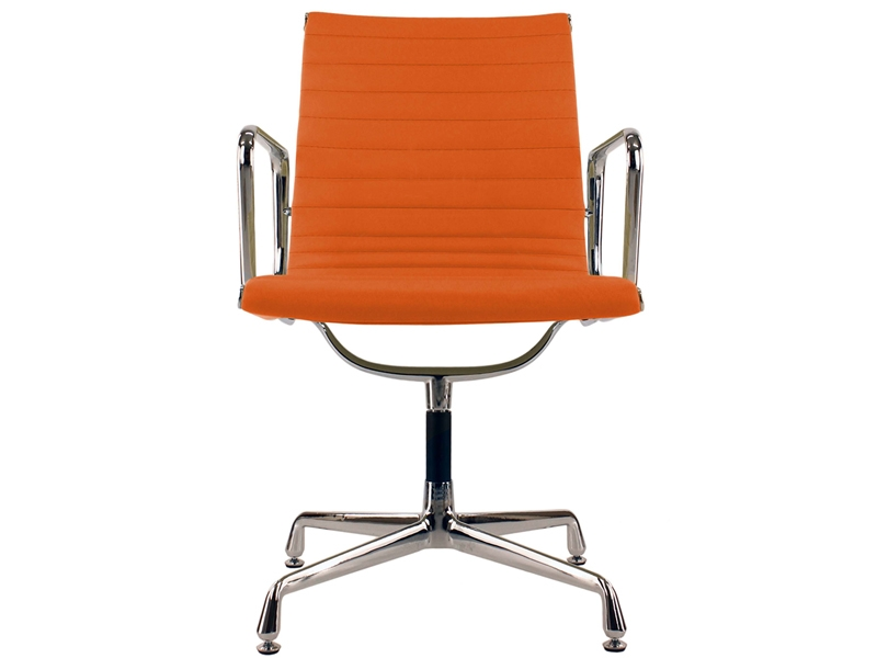 Image de la chaise design Silla visitante EA108 - Naranja
