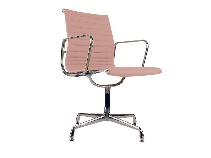 Image de la chaise design Silla visitante EA108 - Rosa pálido