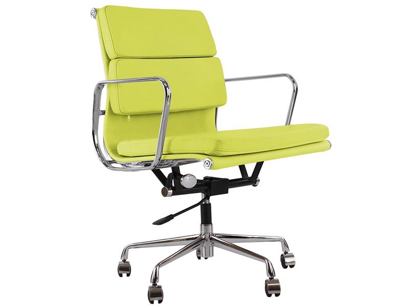 Image de la chaise design Soft Pad COSY Office Chair 217 - Verde limón