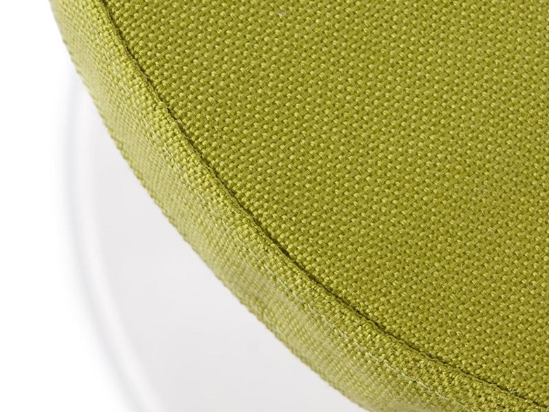 Image de la chaise design Taburete Tulip Saarinen