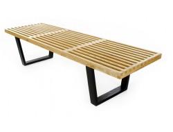Image de la chaise design Banco Nelson