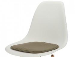 Image de la chaise design Cojín eames - Gris