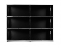 Image de la chaise design Mobiliario de oficina - Amc32-02 Negro