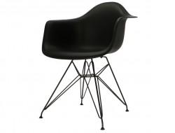 Image de la chaise design Silla DAR - Negro