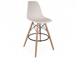 Image de la chaise design Silla de bar DSB - Crema