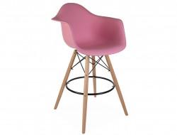 Image de la chaise design Silla de barra DAB - Rosa