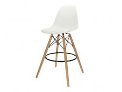 Image de la chaise design Silla de barra DSB - Blanca