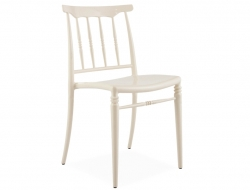 Image de la chaise design Silla Doll - Blanco