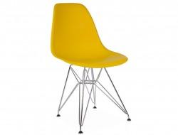 Image de la chaise design Silla DSR - Amarillo mostaza