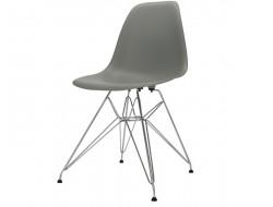 Image de la chaise design Silla DSR - Gris
