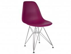 Image de la chaise design Silla DSR - Púrpura