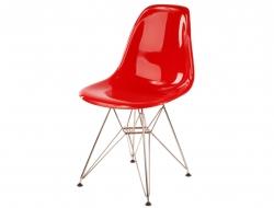Image de la chaise design Silla DSR - Rojo brillante